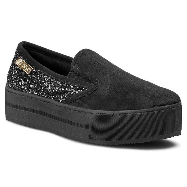 Shoes GUESS - Bianca FL3NCA FUR12  BLACK