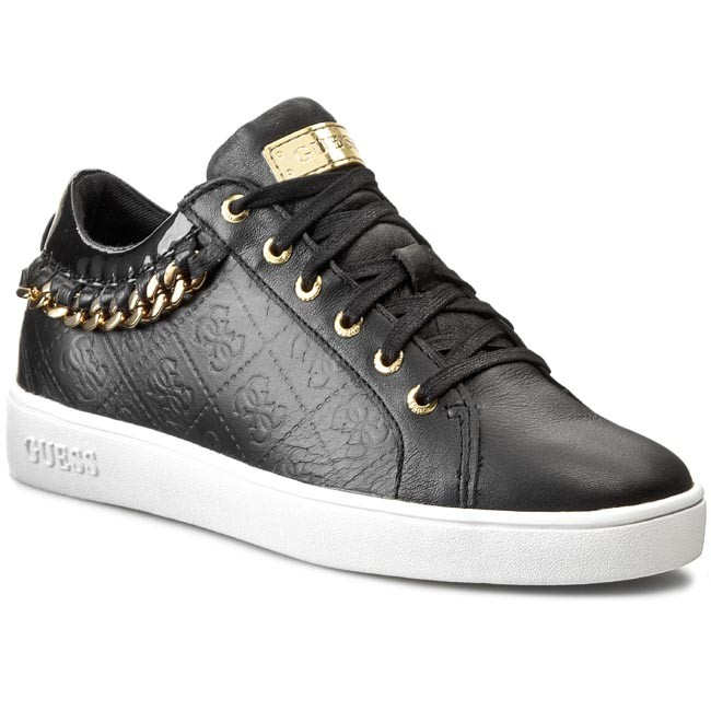 Sneakers GUESS - Gloriana FL3GRL FAL12  BLACK