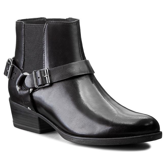 Boots TAMARIS - 1-25351-25 Black 001