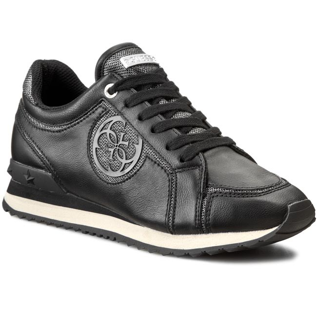 Sneakers GUESS - Cheri FL4CHI ELE12  BLACK