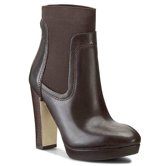 Boots GUESS - Keslin FL4KSN LEA10 DBROWN