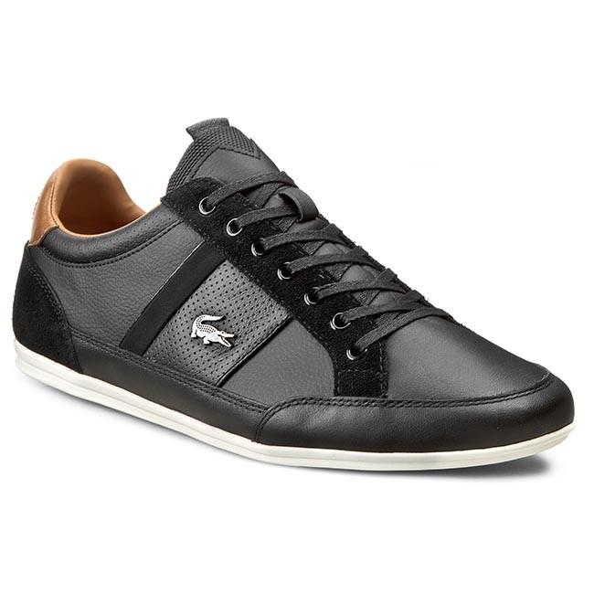 Sneakers LACOSTE - Chaymon Prm2 Us Spm 7-30SPM402002H Blk/Blk