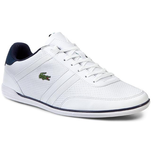 Sneakers LACOSTE - Giron Snm Spm 7-30SPM401021G White