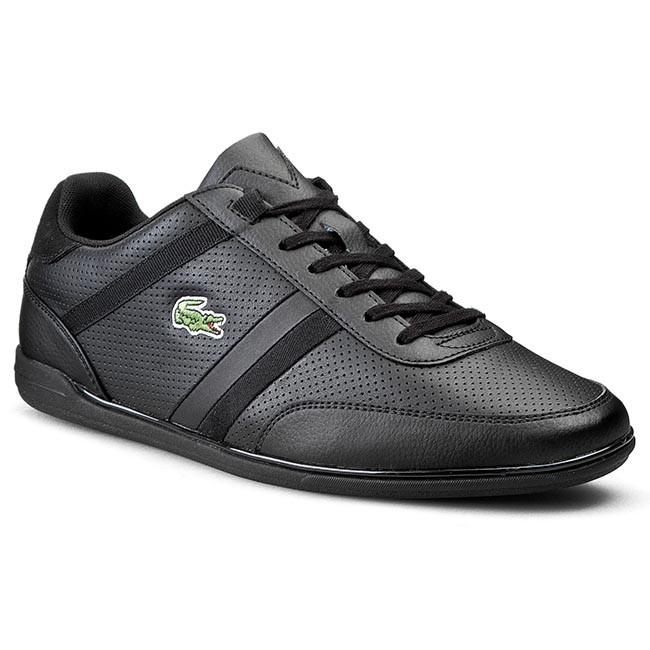 Sneakers LACOSTE - Giron Snm Spm 7-30SPM401002H Blk/Blk