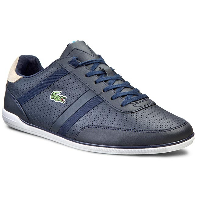 Sneakers LACOSTE - Giron Snm Spm 7-30SPM4010DB4 Dk Blu/Dk Blu