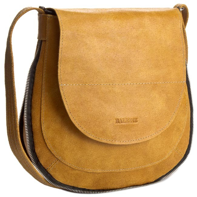Handbag BALEINE - 104 Yellow