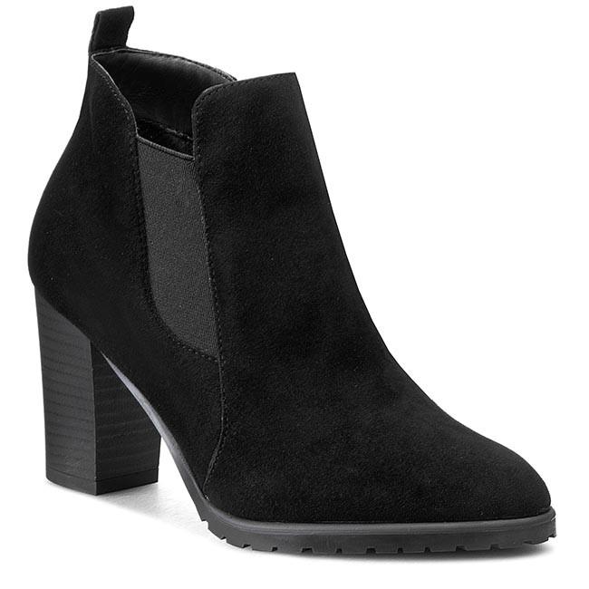 Boots TAMARIS - 1-25017-25 Black 001