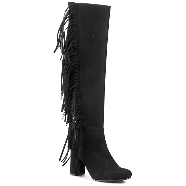 Knee High Boots OLEKSY - 2001/147/000/000/000 Black