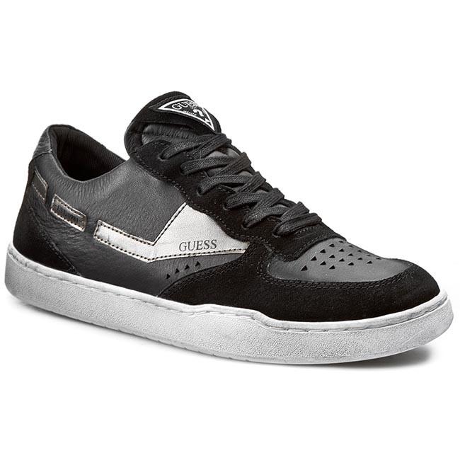 Sneakers GUESS - Db4 FM4B42 LEA12 BLKSI