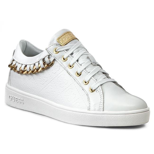 Sneakers GUESS - Gloriana FL3GRL FAL12 WHITE