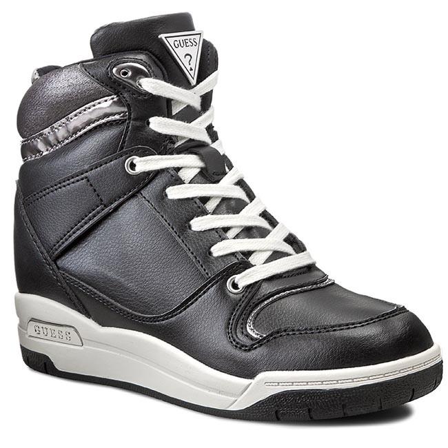 Sneakers GUESS - Jadrin4 FL3JAD FAB12  BLACK