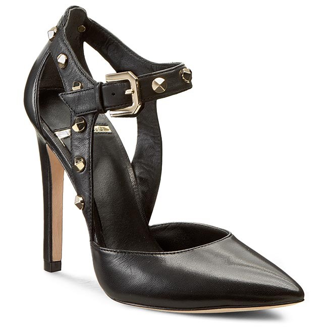 Stilettos GUESS - FL4BOB LEA08 BLACK