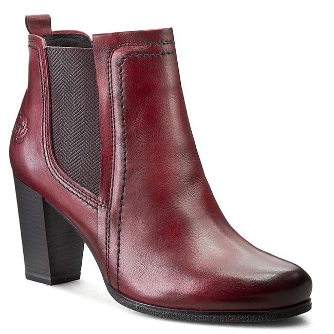 Boots MARCO TOZZI - 2-25369-25 Vino Antic 505