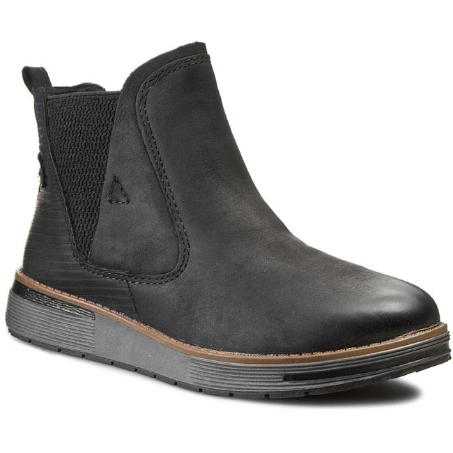 Ankle Boots MARCO TOZZI - 2-25486-35 Black Antic 002
