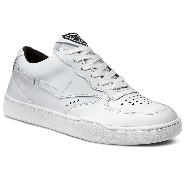 Sneakers GUESS - Db4 FM4B41 LEA12 WHITE