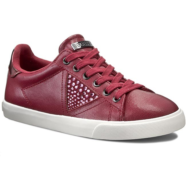 Sneakers GUESS - Marline FL4MNE LEA12  RED