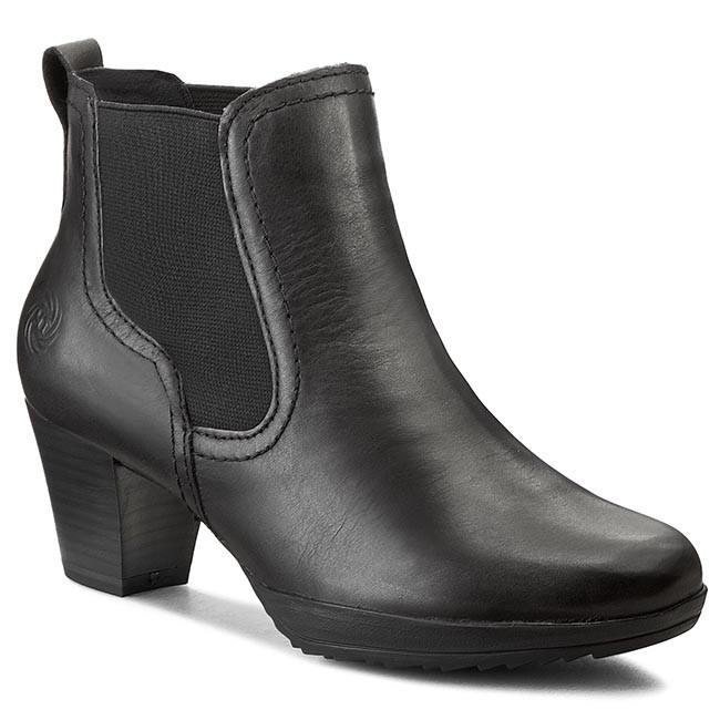 Boots MARCO TOZZI - 2-25007-35 Black Antic 002