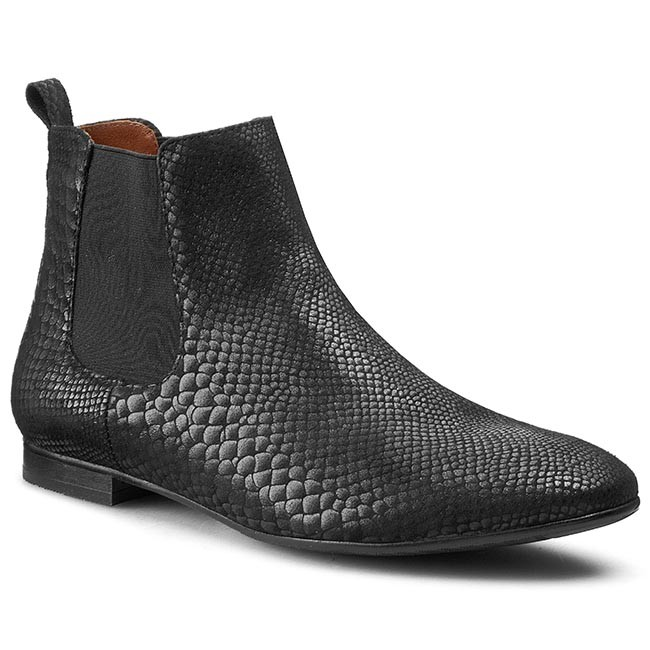 Ankle Boots NESSI - 46703  Czarny An