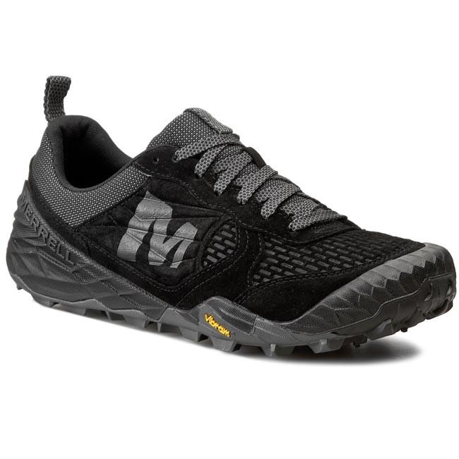 Trekker Boots MERRELL - All Out Terra Turf J23639 Black