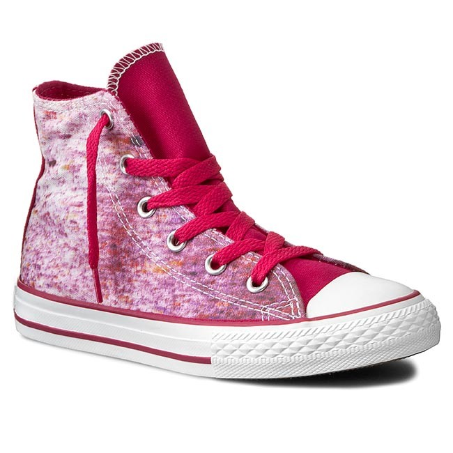 Sneakers CONVERSE - Ct Hi 647643C Berry Pink/W