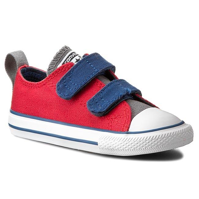 Sneakers CONVERSE - Ct 2V Ox 747694C Casino/Mason