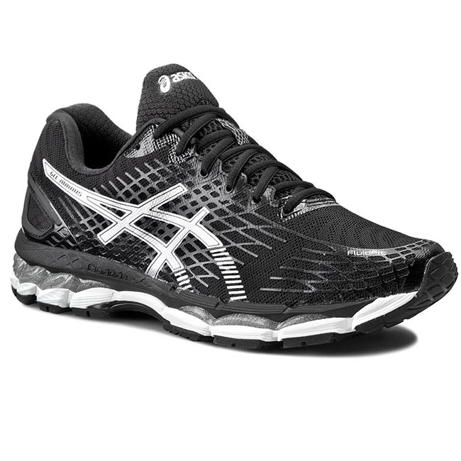 best loved 15fde 7ffc6 Shoes ASICS - Gel-Nimbus 17 T507N Black/Silver/Onyx 9093