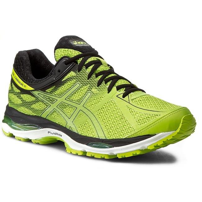 Shoes ASICS - Gel-Cumulus 17 Lite-Show T51PQ Flash Yellow/Black