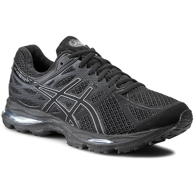 Shoes ASICS - Gel-Cumulus 17 T5D3N Black/Silver/Onyx