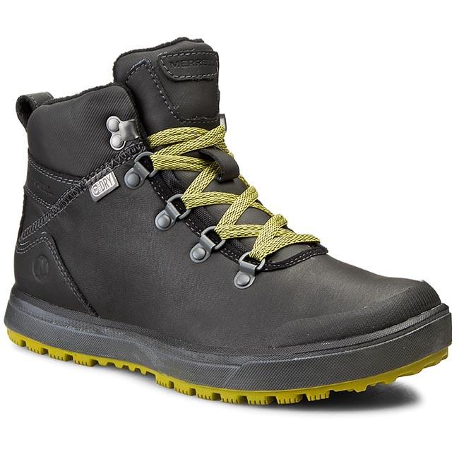 Trekker Boots MERRELL - Turku Trek Wtpf J23625  Black