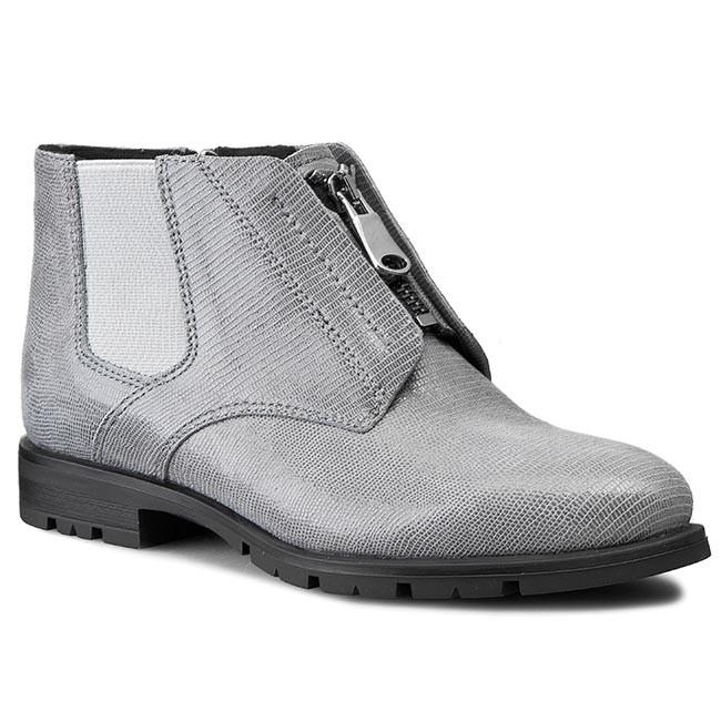 Boots NESSI - 682/0 Szary Lizaro
