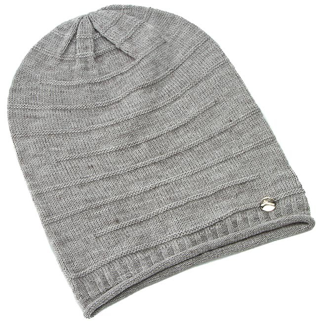 Cap GUESS - Winter Garden - Not Coordinated Wool&Hats AW7040 WOL01 GRY