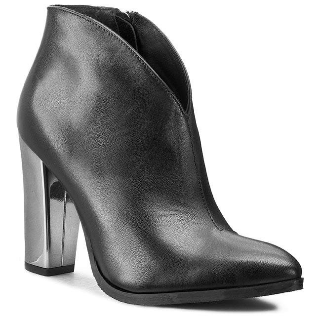 Boots CARINII - B3035 Sr. Classic Nero/Oc. Filc