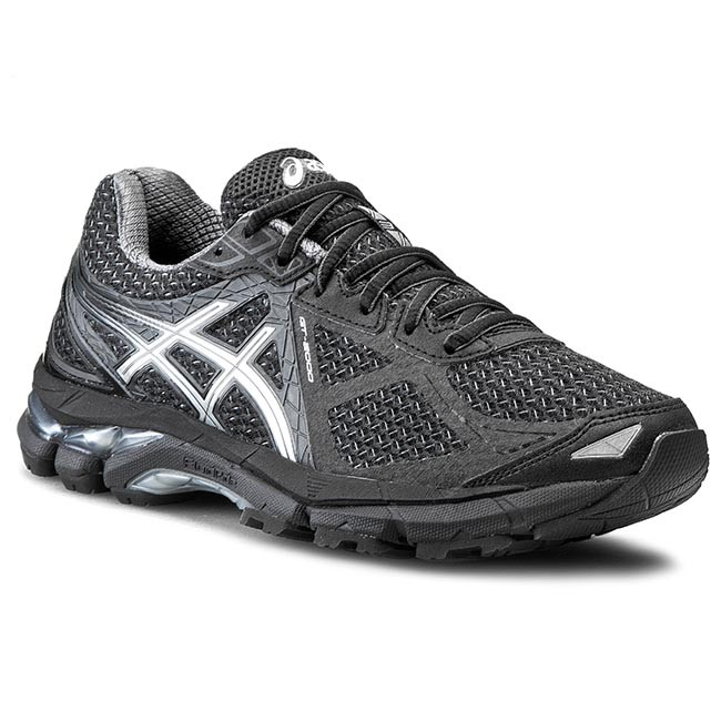 Shoes ASICS - GT-2000 3 T550N Onyx/Black/Silver