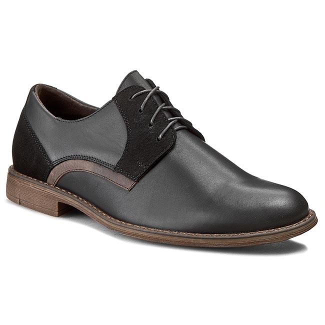 Shoes GREGOR - 01703-ME-B10 Black