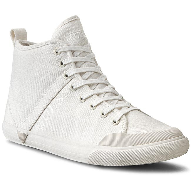 Sneakers GUESS - Joel2 FLJOE1 FAB12  WHITE
