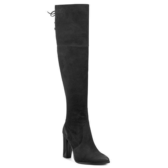 Over-Knee Boots CARINII - B3020 360-000-PSK-A31