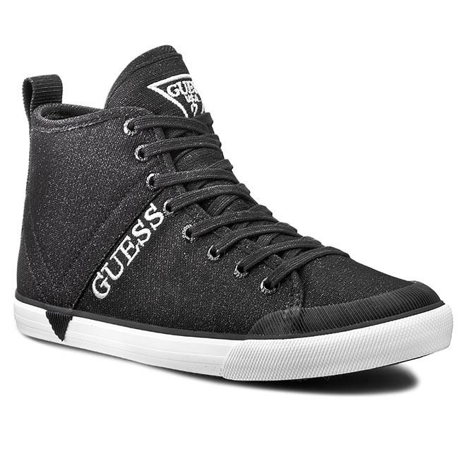 Sneakers GUESS - Joel2 FLJOE1 FAM12 BLACK