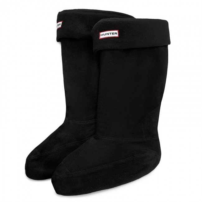 Women's High Socks HUNTER - Welly Socks S23658 M BLK