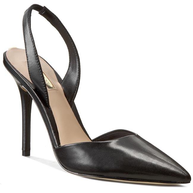 Sandals GUESS - Pascal3 FLPA31 LEA05 BLACK