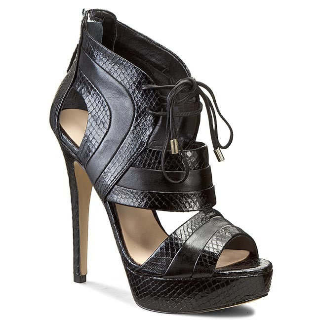 Sandals GUESS - Karlea2 FLKA21 PEL09 BLACK
