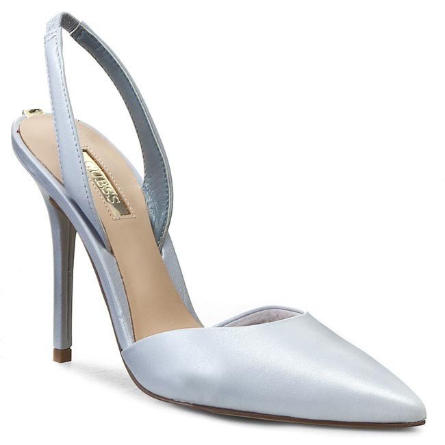 Sandals GUESS - Pascal3 FLPA31 LEM05  LBLUE