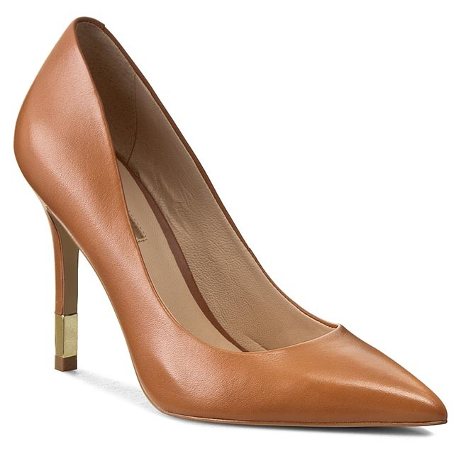 Stilettos GUESS - Bayan5 FLBAY1 LEA08  BEIGE