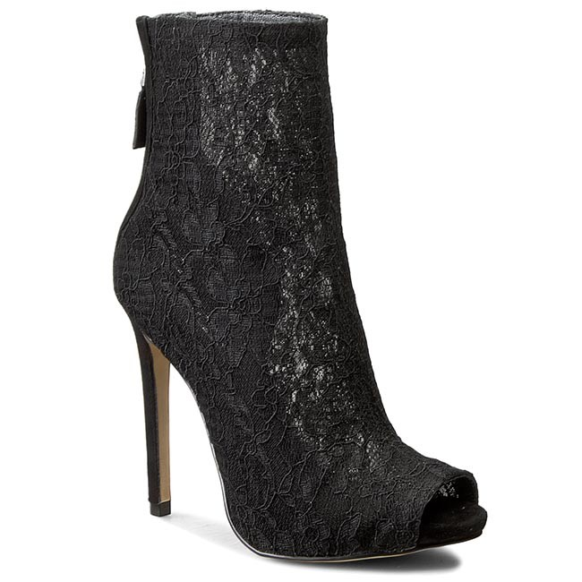Boots GUESS - Arya FLARY1 LAC10 BLACK