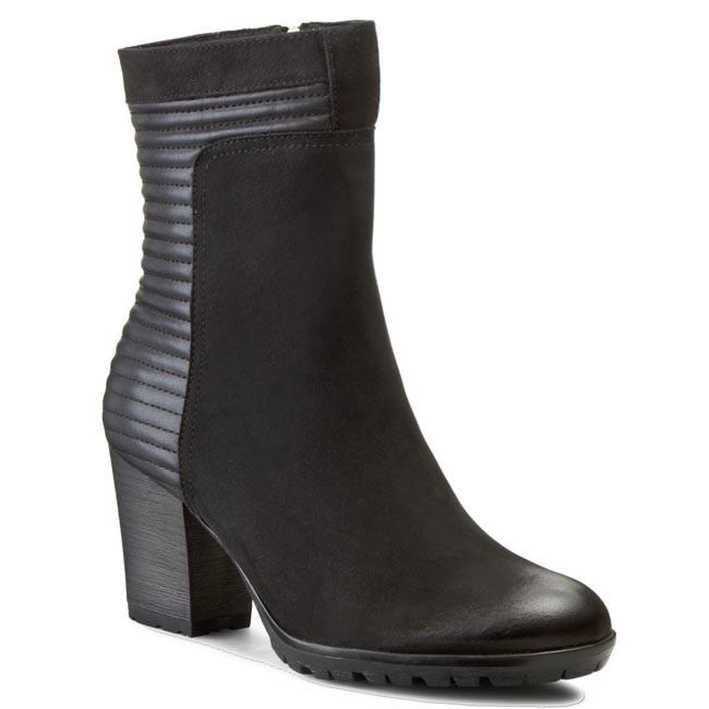 Boots CAPRICE - 9-25328-25 Black 001