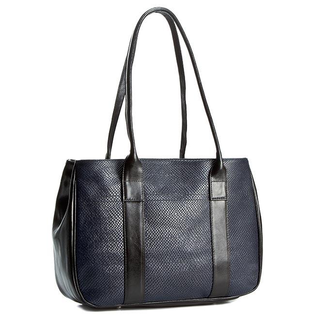 Handbag OSKAR - 495M  Black