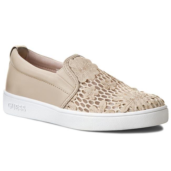 Shoes GUESS - Glorienne2 FLGLO1 ELE12  BEIGE