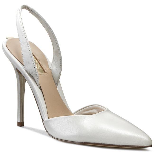 Sandals GUESS - Pascal3 FLPA31 LEM05  WHITE