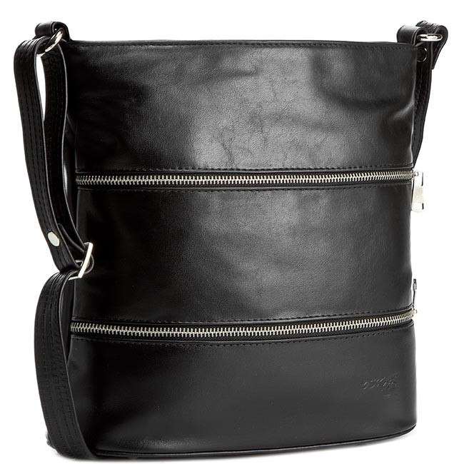 Handbag OSKAR - 485 Black