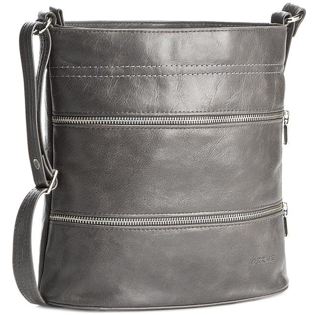 Handbag OSKAR - 485 Grey