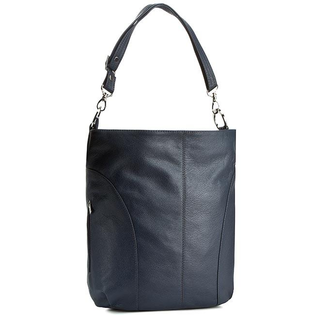 Handbag OSKAR - 494 Granatowy